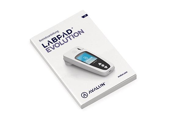 Betriedsanleitung LabPad Evolution AVALUN