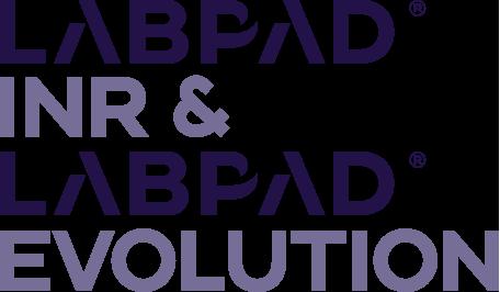 LabPad INR & LabPad Evolution Logos