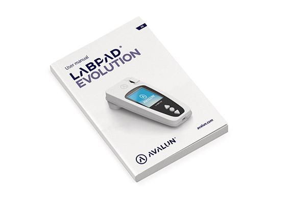 User Manuel LabPad Evolution AVALUN